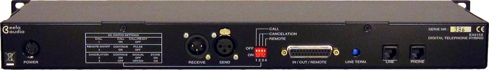 Eela Audio también ha rediseñado el exitoso híbrido digital telefónico EA915X